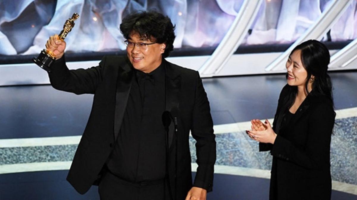 Oscars 2020: 'Parasite' filmmaker Bong Joon Ho's translator wins the internet