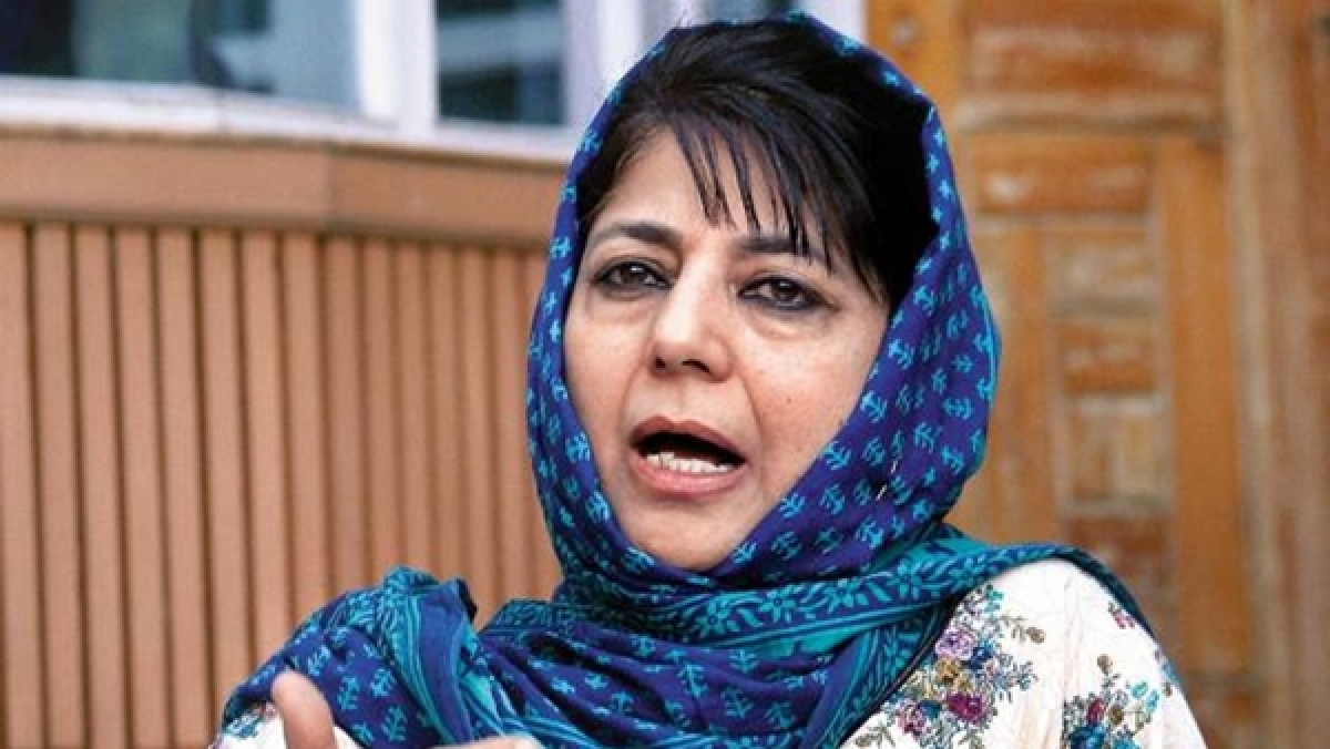 SC issues notice to Jammu and Kashmir on plea challenging ex-CM Mehbooba Mufti's detention under PSA