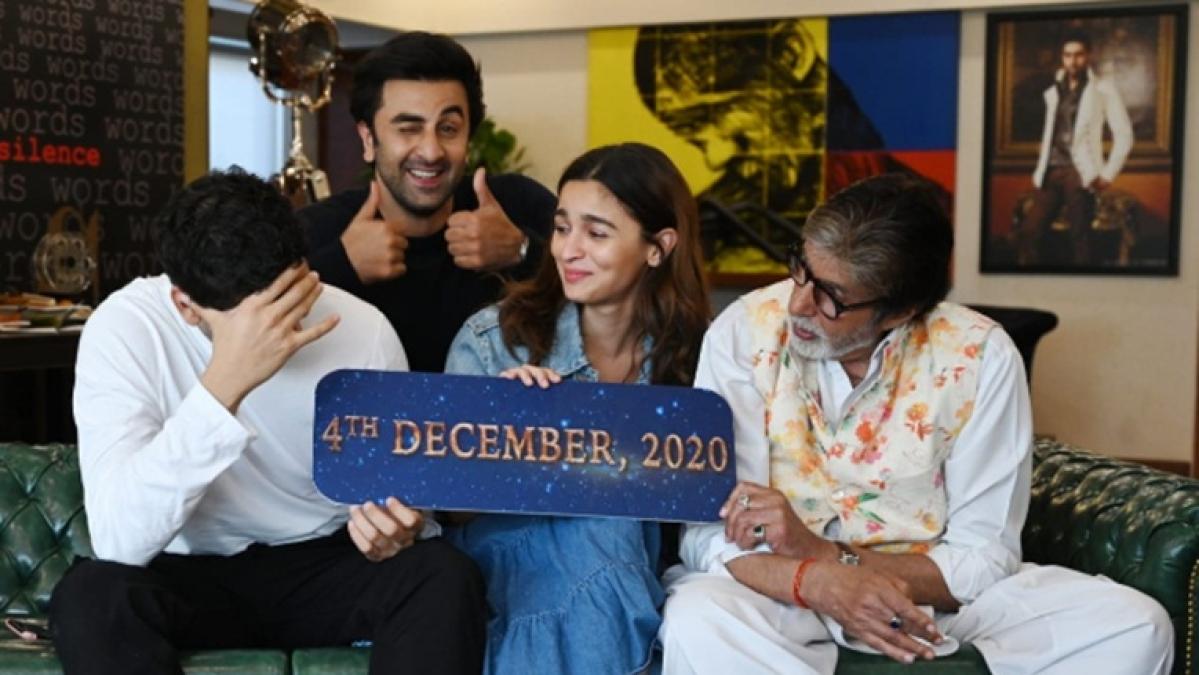 Brahmastra: Ranbir Kapoor, Alia Bhatt's sci-fi trilogy's first part finally gets its release date