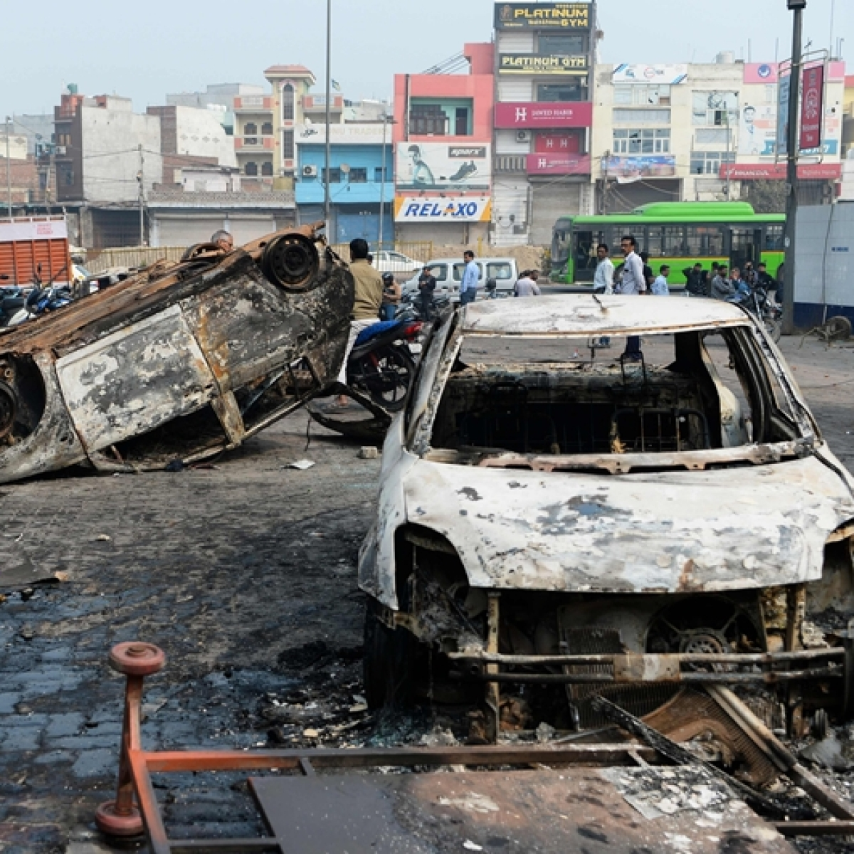 Delhi violence: MP Former AG files petition in High Court against Congress and Muslim leaders
