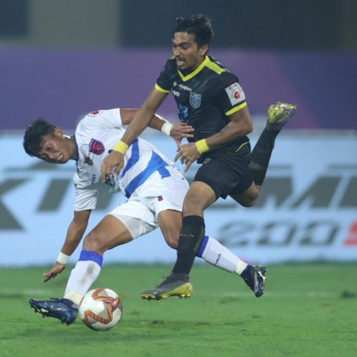 ISL: Kerala Blasters held Odisha FC to draw in eight-goal thriller contest