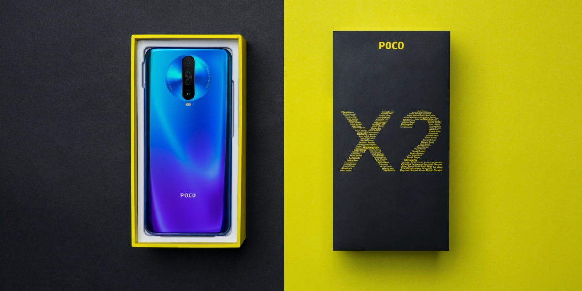 Poco X2: Price, deals and everything you need to know about the sale on Flipkart
