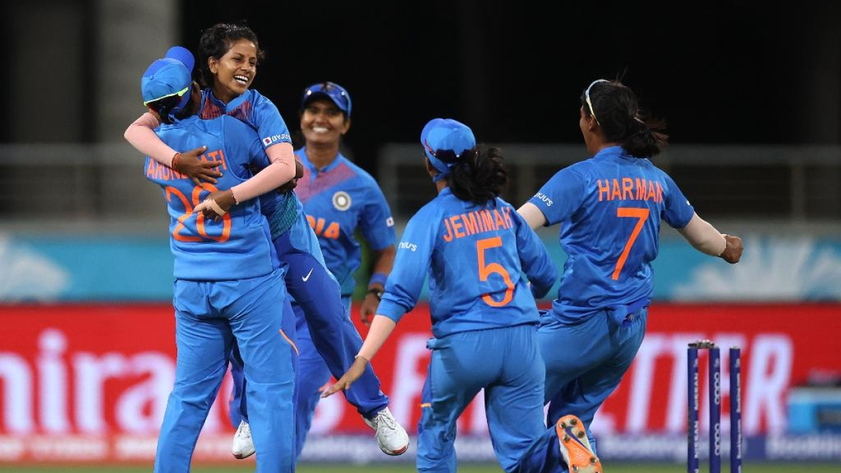 Women's T20 World Cup: How India romped to the final