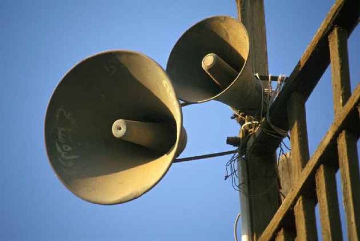Bhopal: Use of loud-speakers banned ahead of exams