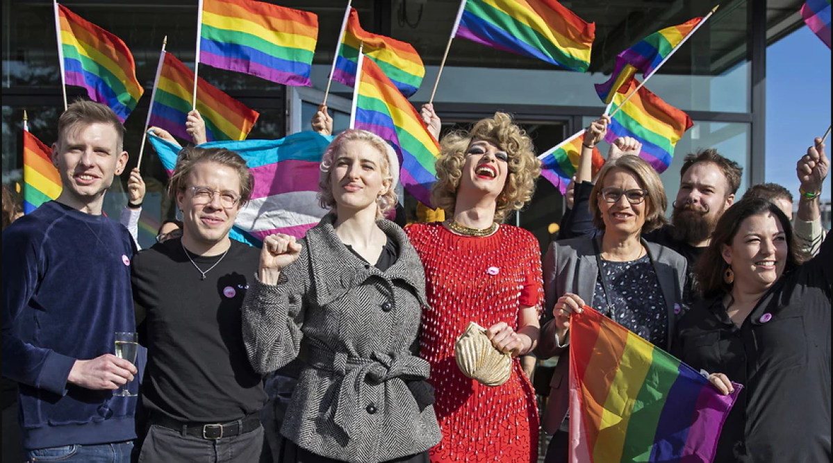 Swiss back new law against homophobia