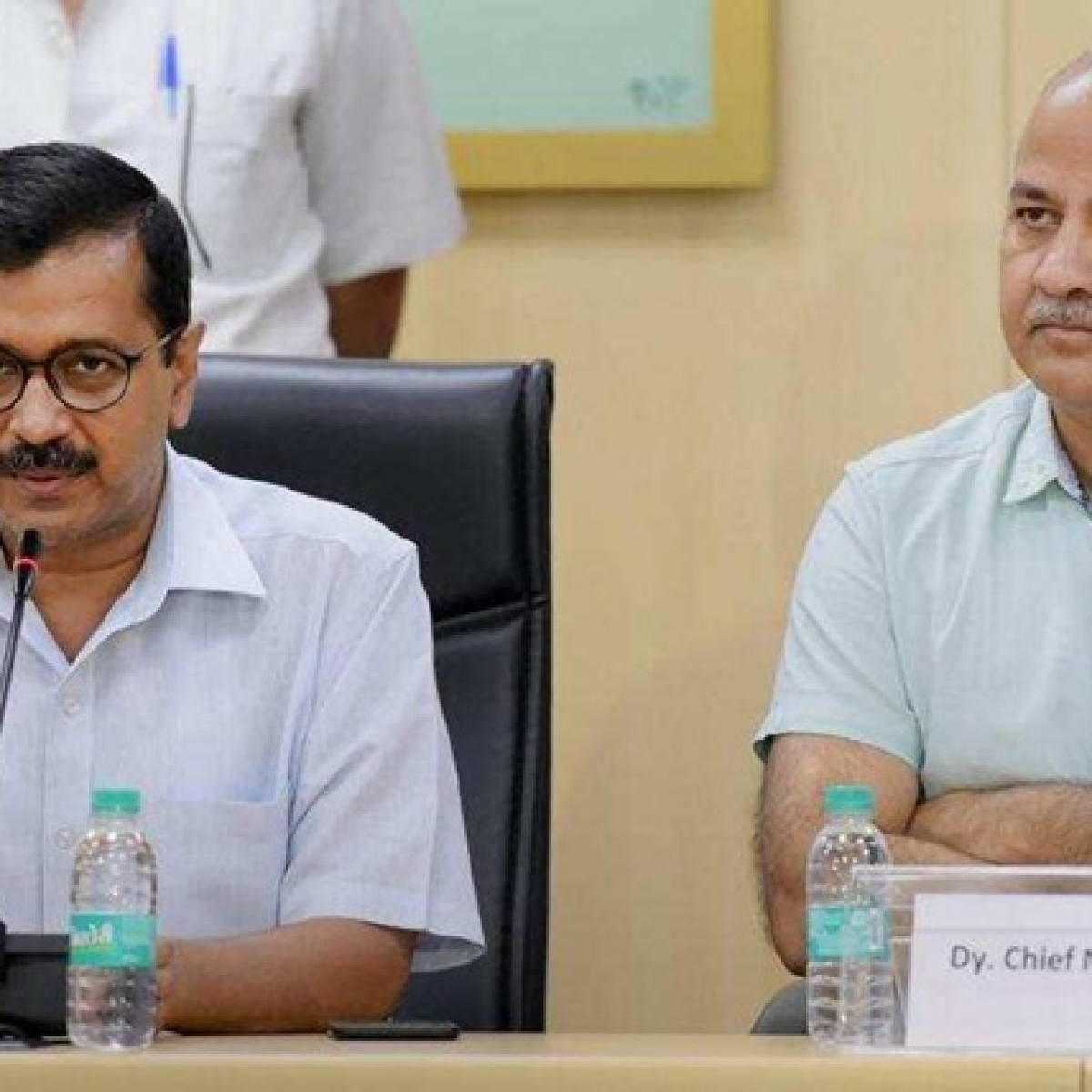 Names of Arvind Kejriwal, Manish Sisodia dropped from Melania Trump's government school event