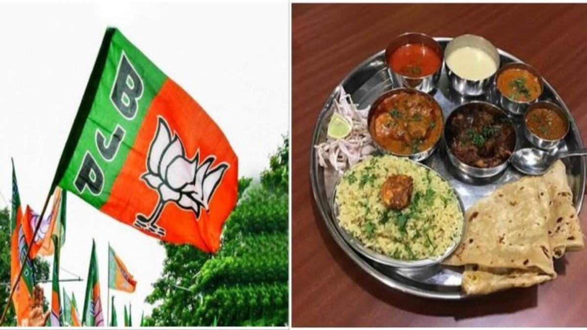Hunger politics: Maha BJP launches 'Deendayal' thali for Rs 30