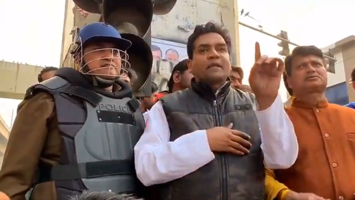 'Only three days...': Kapil Mishra gives Delhi Police ultimatum to make Delhi's roads protester free