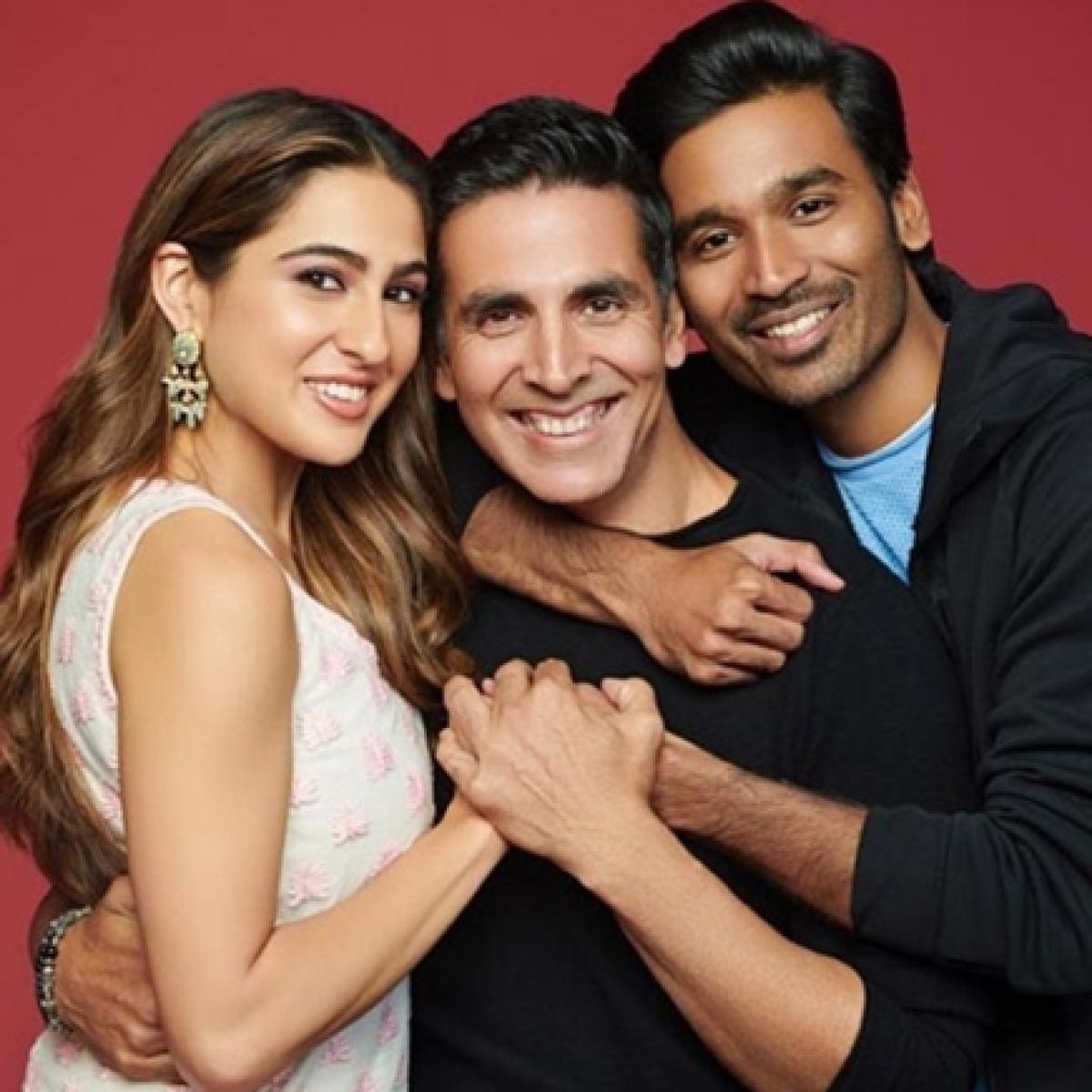 Atrangi Re: Dhanush, Sara Ali Khan and Akshay Kumar starrer to release on Valentine's weekend 2021
