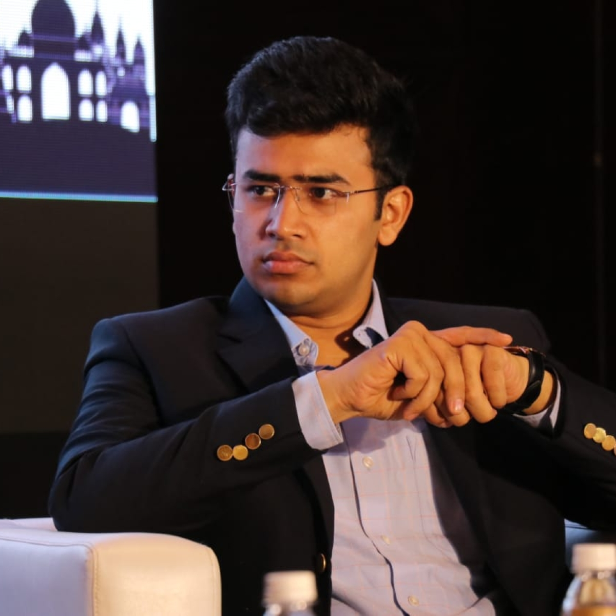 After Tejasvi Surya's deleted 'Arab women orgasm' tweet, five other posts by the BJP leader that didn't age well