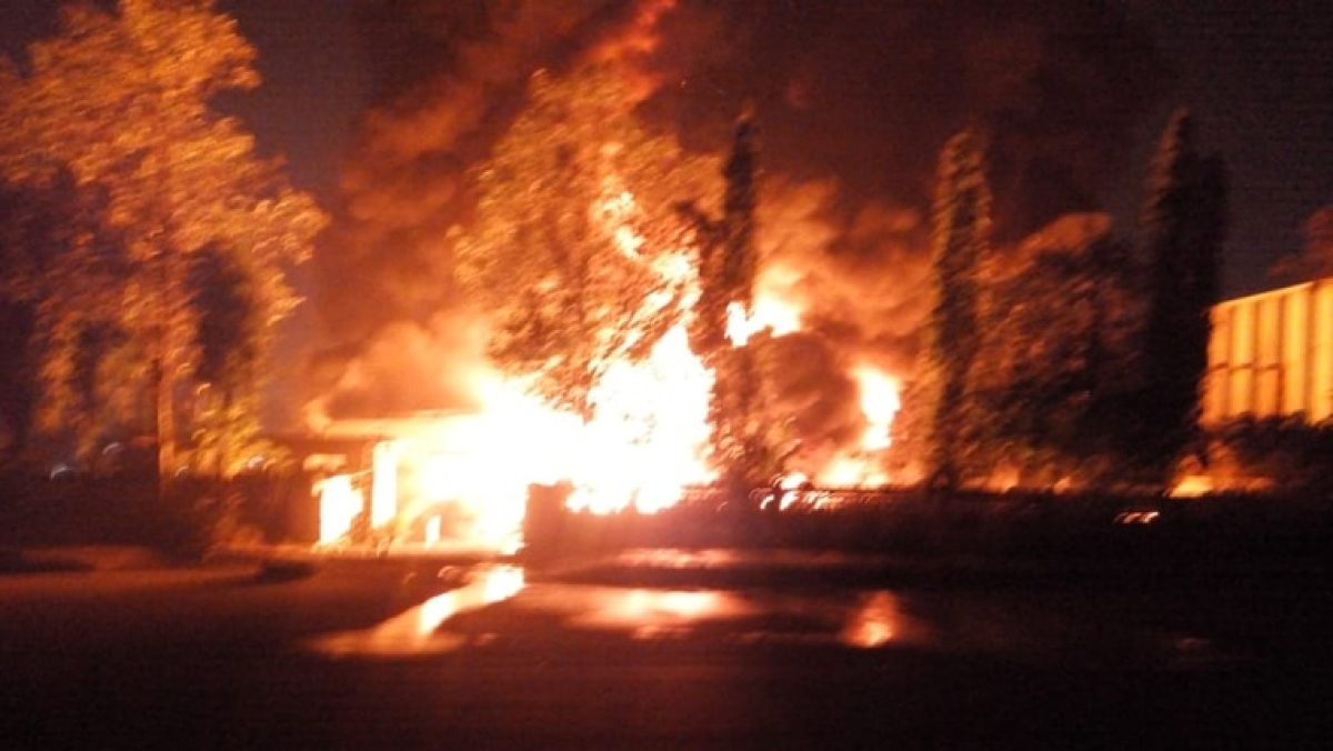 Fire breaks out at chemical factory in Navi Mumbai, no casualties reported