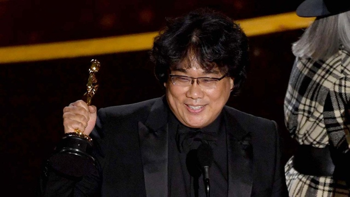 'Best part is seeing Tarantino lose': Twitter reacts to Bong Joon Ho win Oscar for original screenplay for 'Parasite'