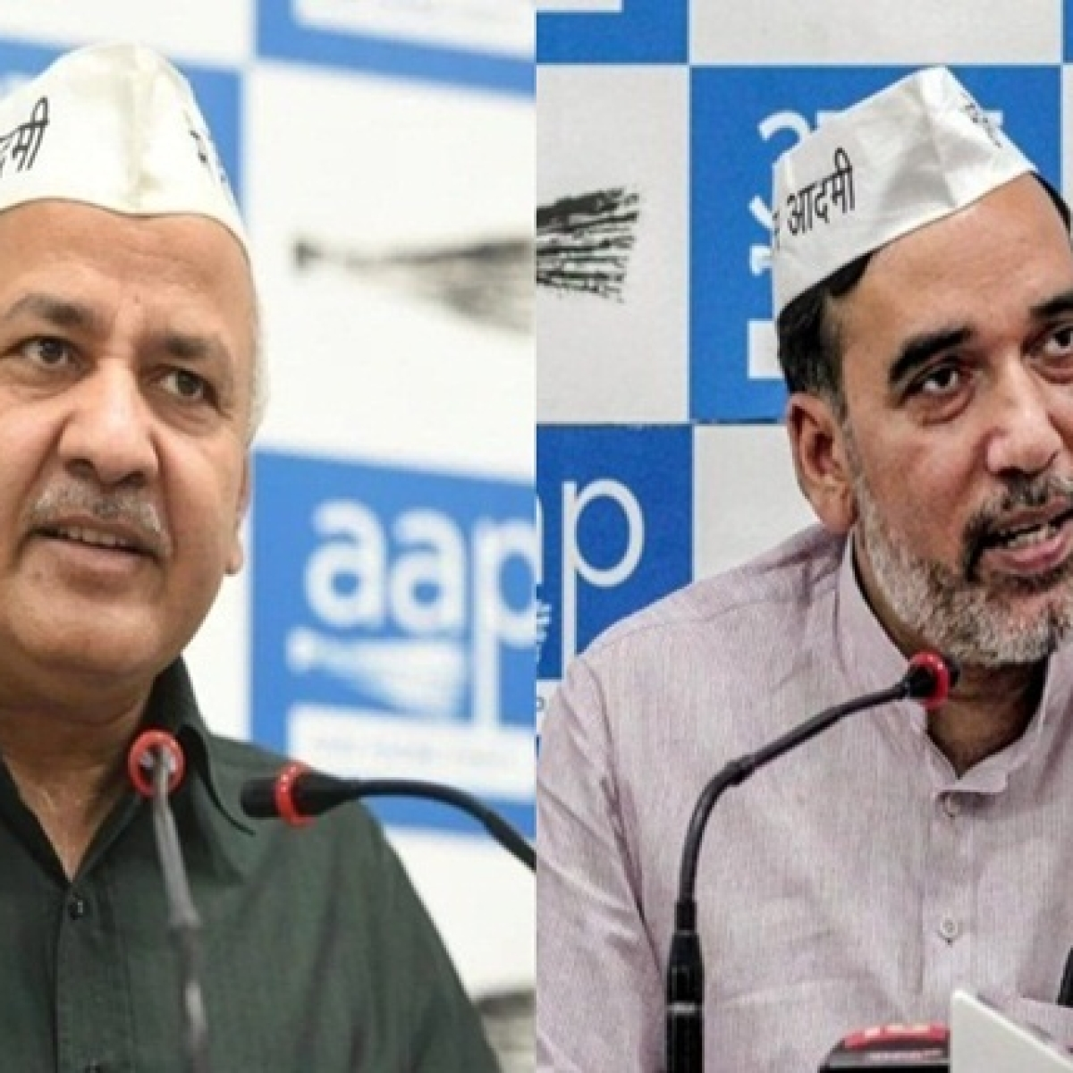 Arvind Kejriwal, 6 others to take oath today: Here's a look at 6 Cabinet Ministers for Delhi