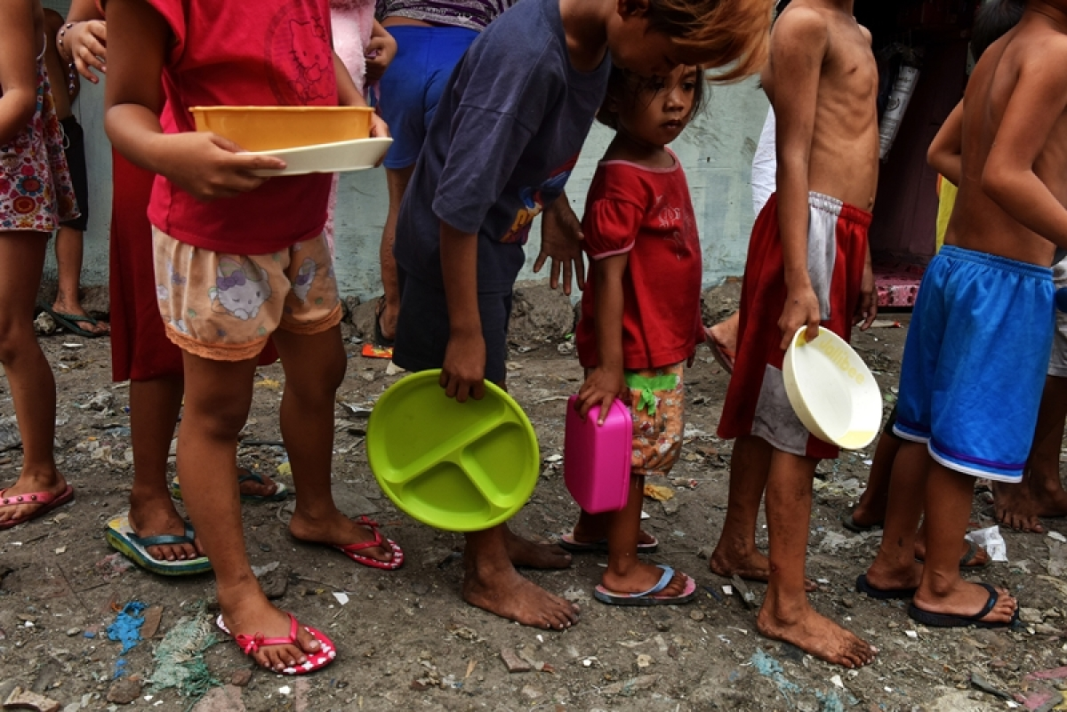 States asked to identify children with severe acute malnutrition