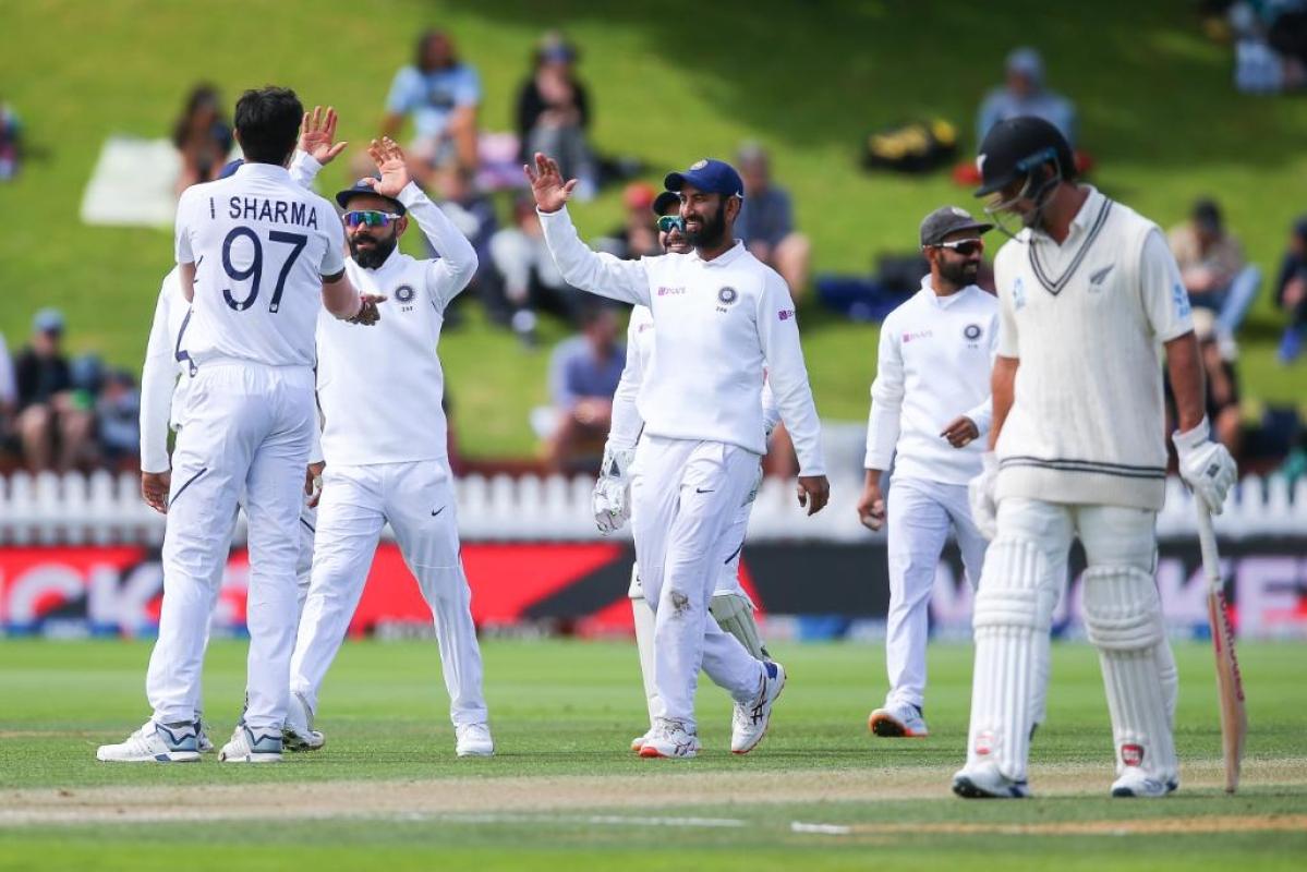 IND vs NZ 1st Test: Ishant Sharma sizzles, Kane Williamson dazzles