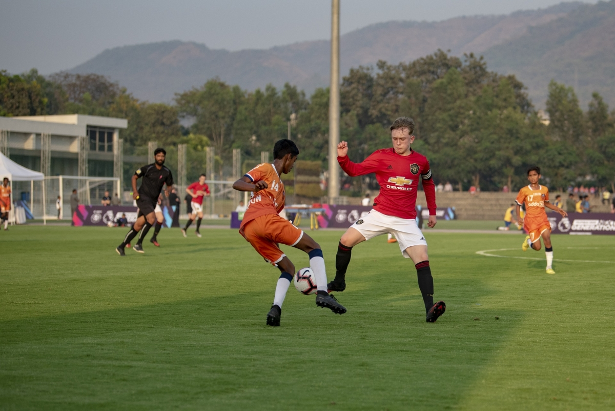 PL-ISL Next Generation Cup: Man United teens humble Goa boys