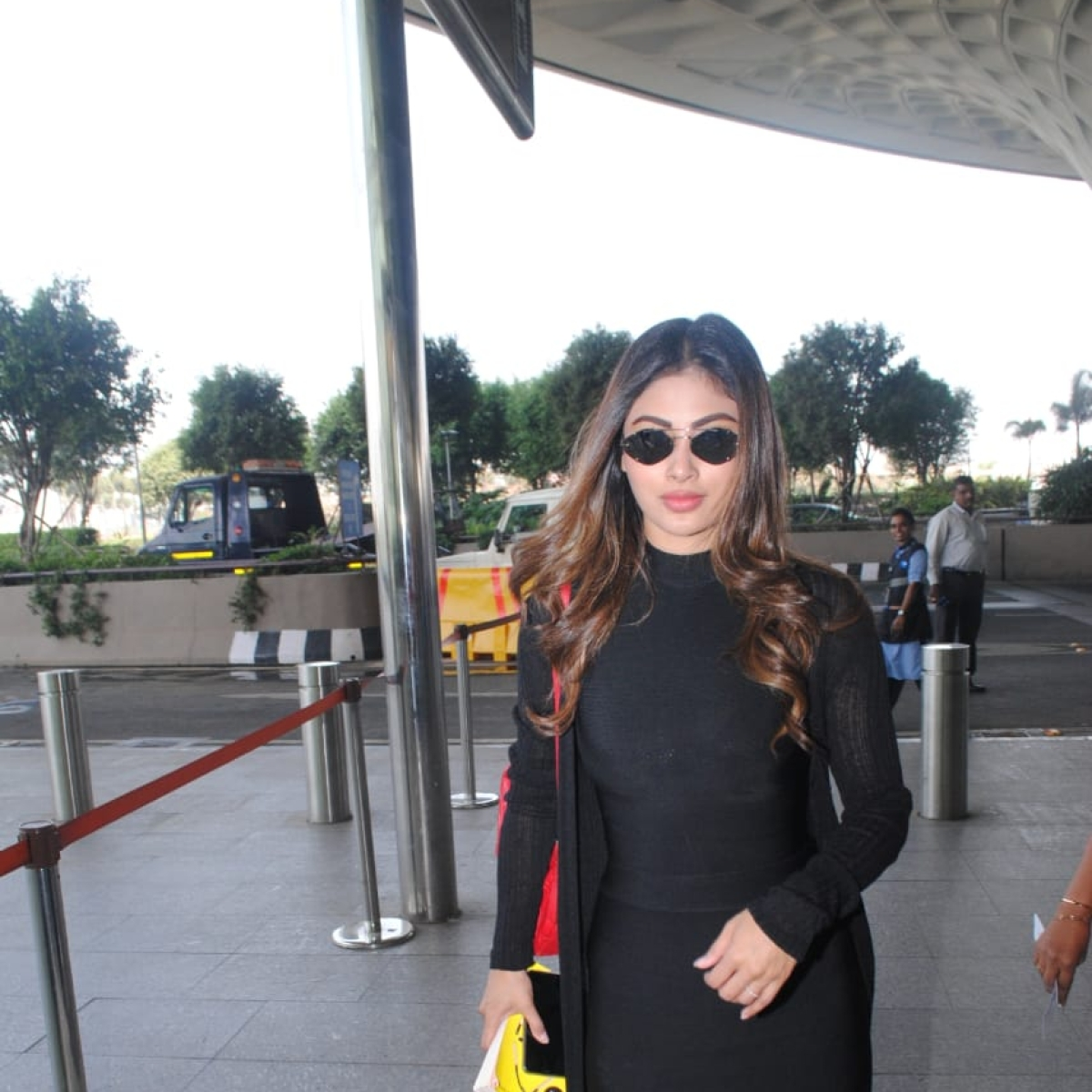 Mouni Roy stranded in Abu Dhabi for two months with four days' clothes