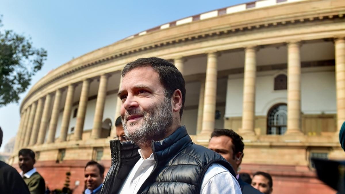 Rahul Gandhi known sympathiser of LeT, JeM; he's insulting security forces: BJP
