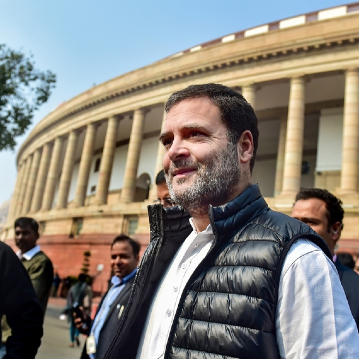 Rahul Gandhi should take charge of the party: Congress leaders after Madhya Pradesh government crisis