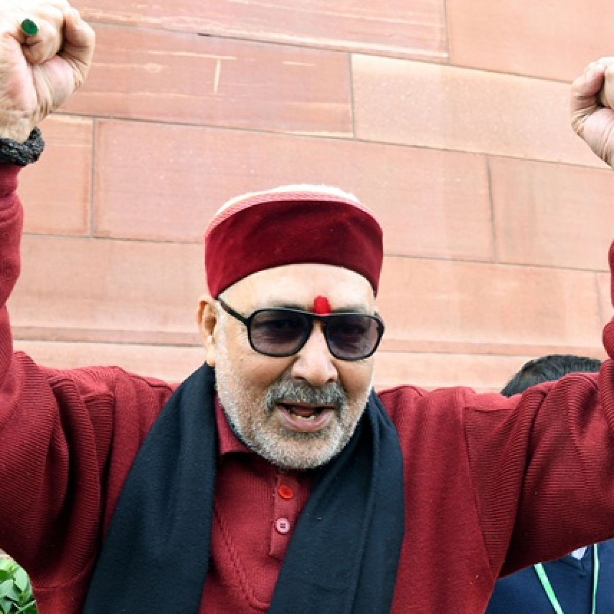 'Aatankvaad ki Gangotri': Giriraj Singh accuses Islamic seminary of producing terrorists 'including Hafiz Saeed'