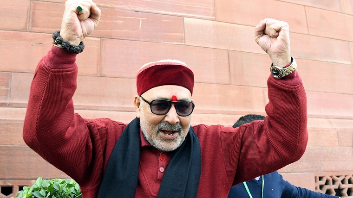 Breeding ground for 'suicide bombers': Union Minister Giriraj Singh says Shaheen Bagh is 'not just a protest anymore'