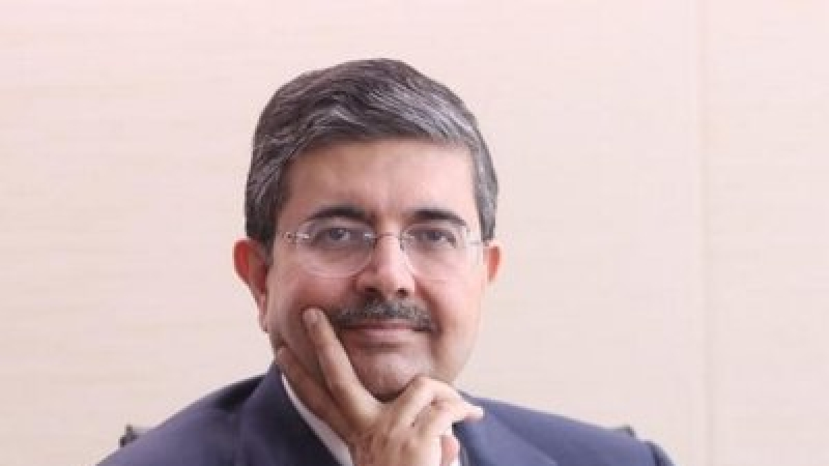 Uday Kotak, executive vice chairman and managing director of Kotak Mahindra Bank