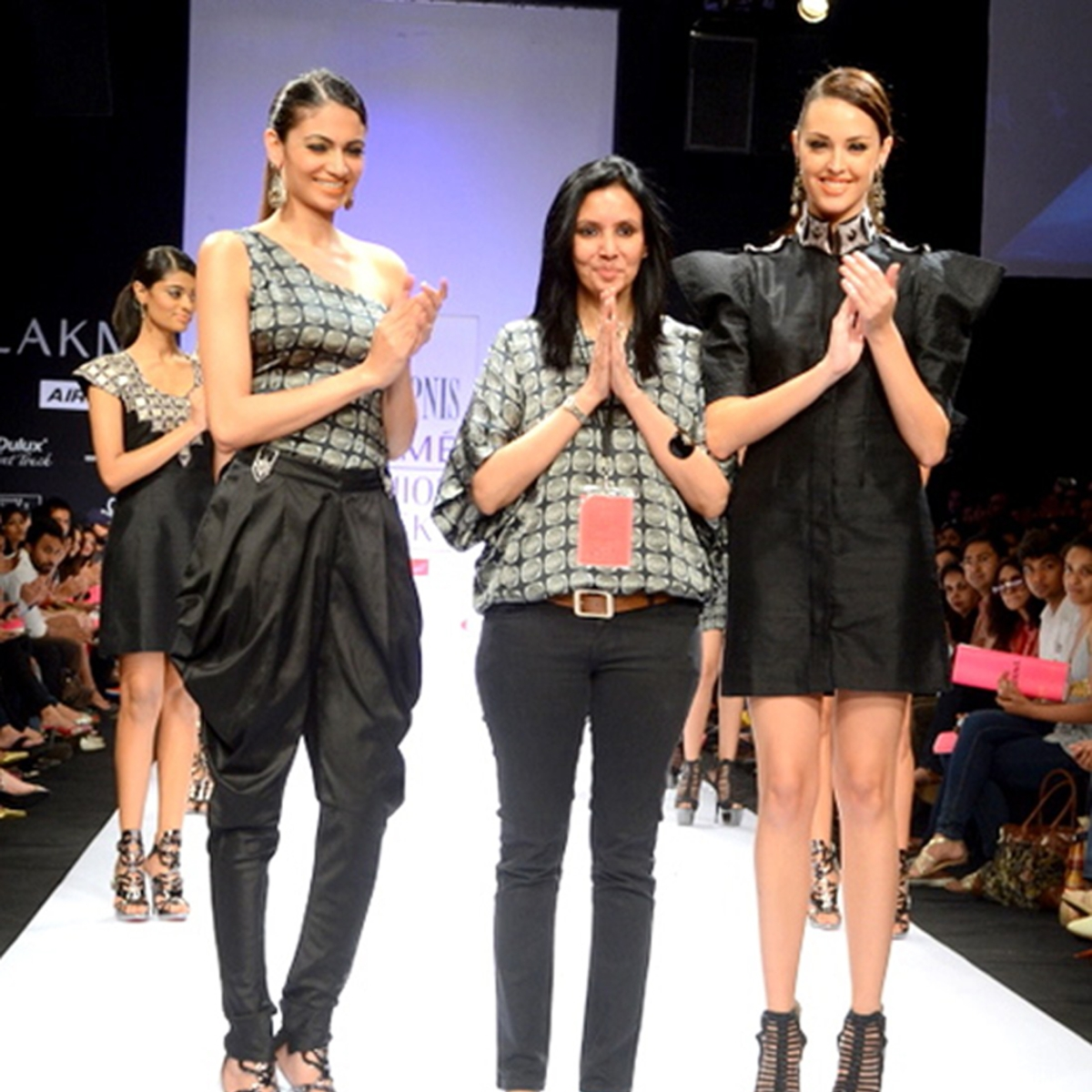 The way we were: Ahead of Lakme Fashion Week, the fashion fraternity takes a walk down memory lane