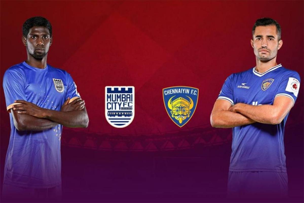 Mumbai City FC vs Chennaiyin FC