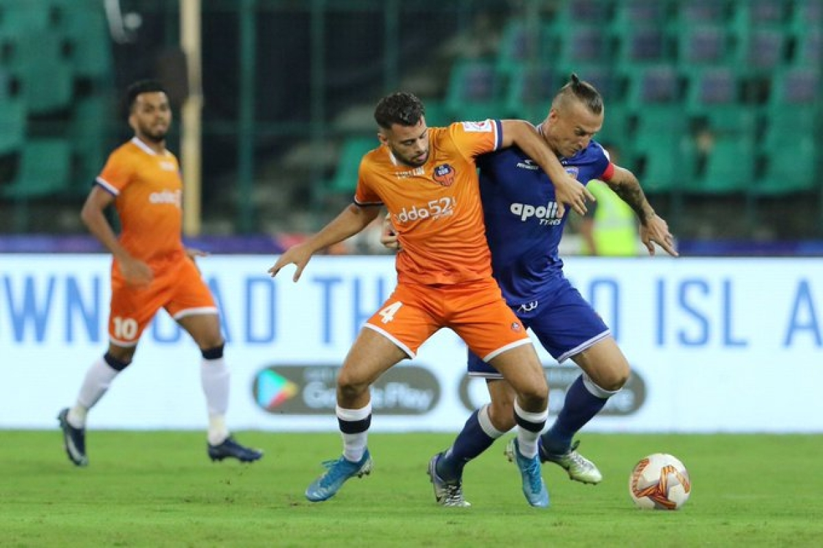 ISL: Chennayin FC to face FC Goa heat in first leg of semi-final clash