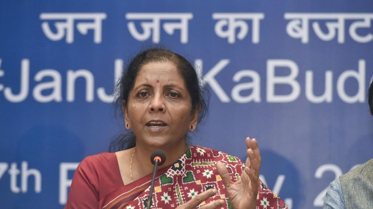 FM Nirmala Sitharaman to move Direct Tax Vivad se Vishwas Bill in Lok Sabha