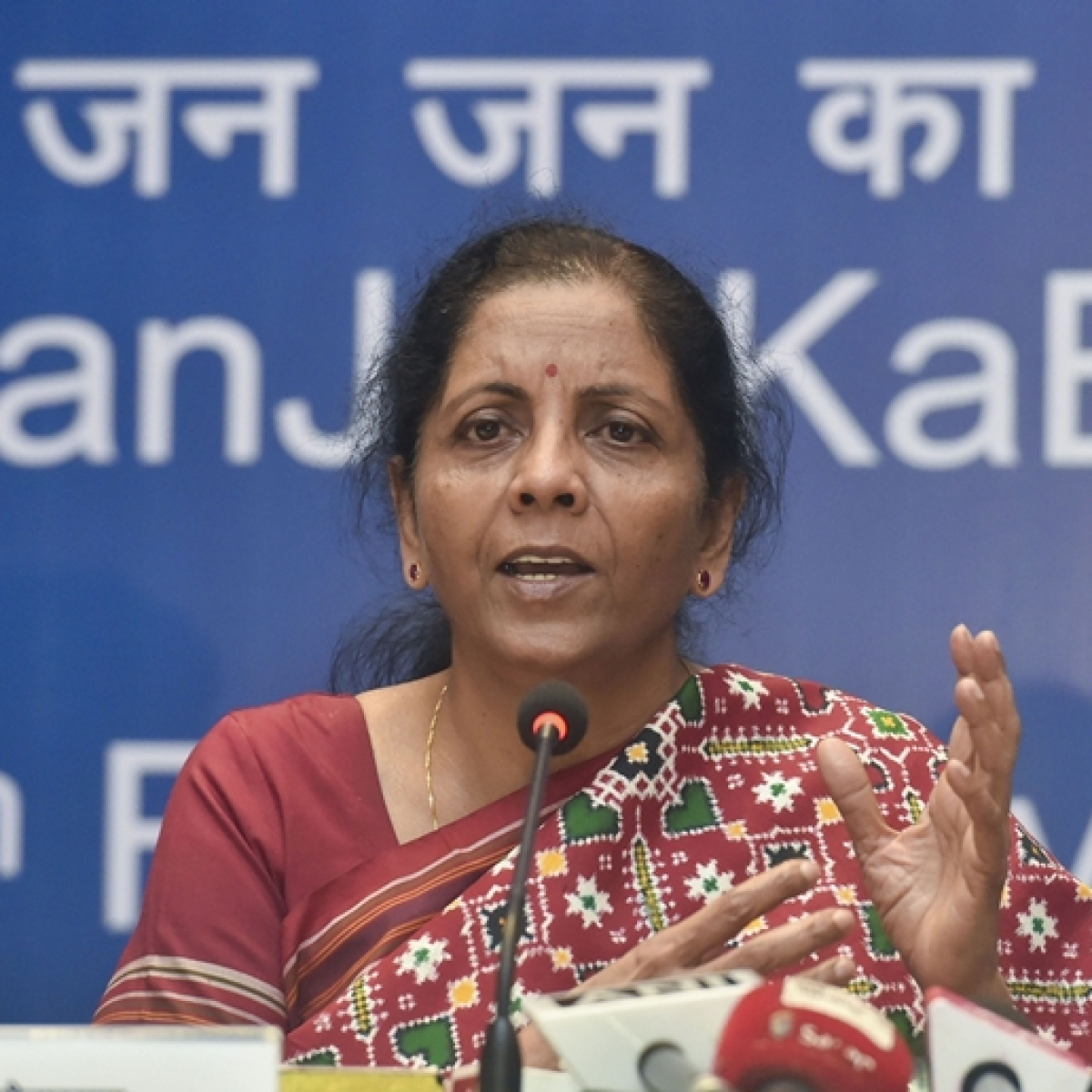'Economy not in trouble...': Nirmala Sitharaman asserts country is moving towards $5 trillion economy