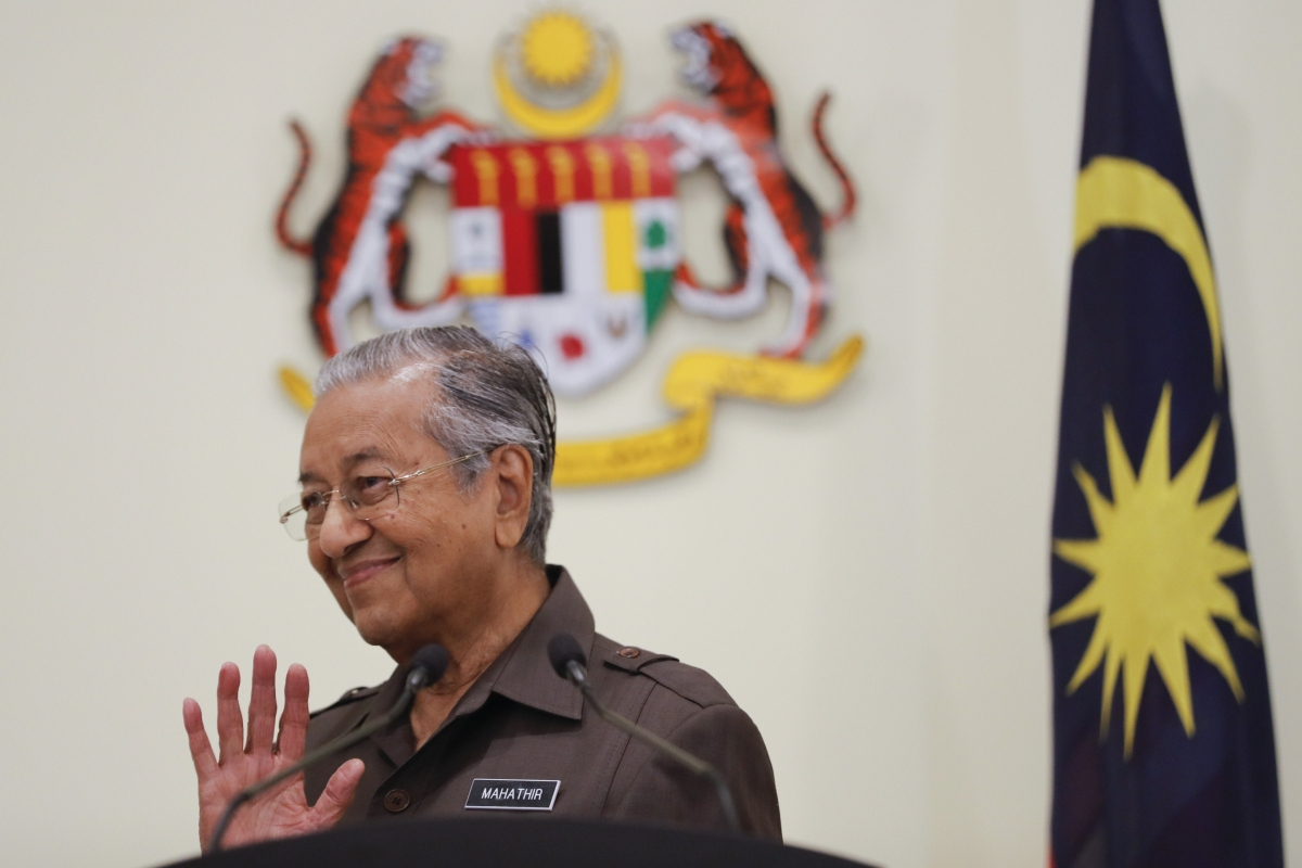 Malaysian PM resigns amid political turmoil