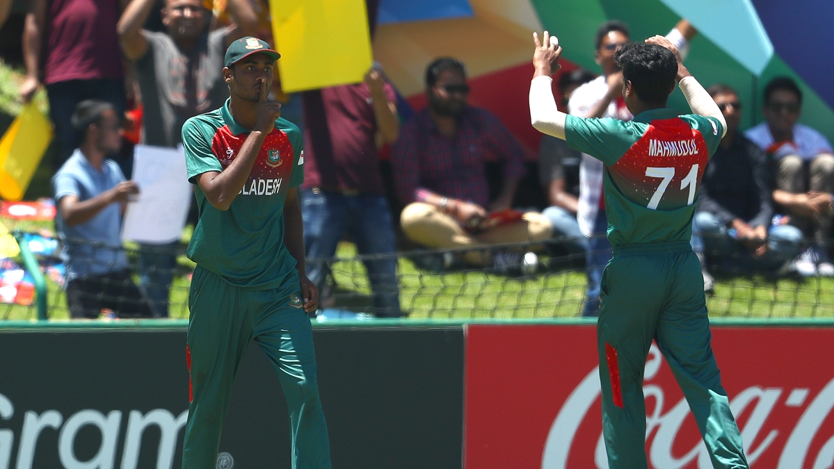 'Immature aggression': Twitter slams Bangladeshi bowlers for sledging Indian batsmen