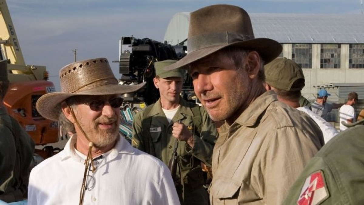 Steven Spielberg steps down as 'Indiana Jones 5' director but will remain as a 'hands-on producer'.