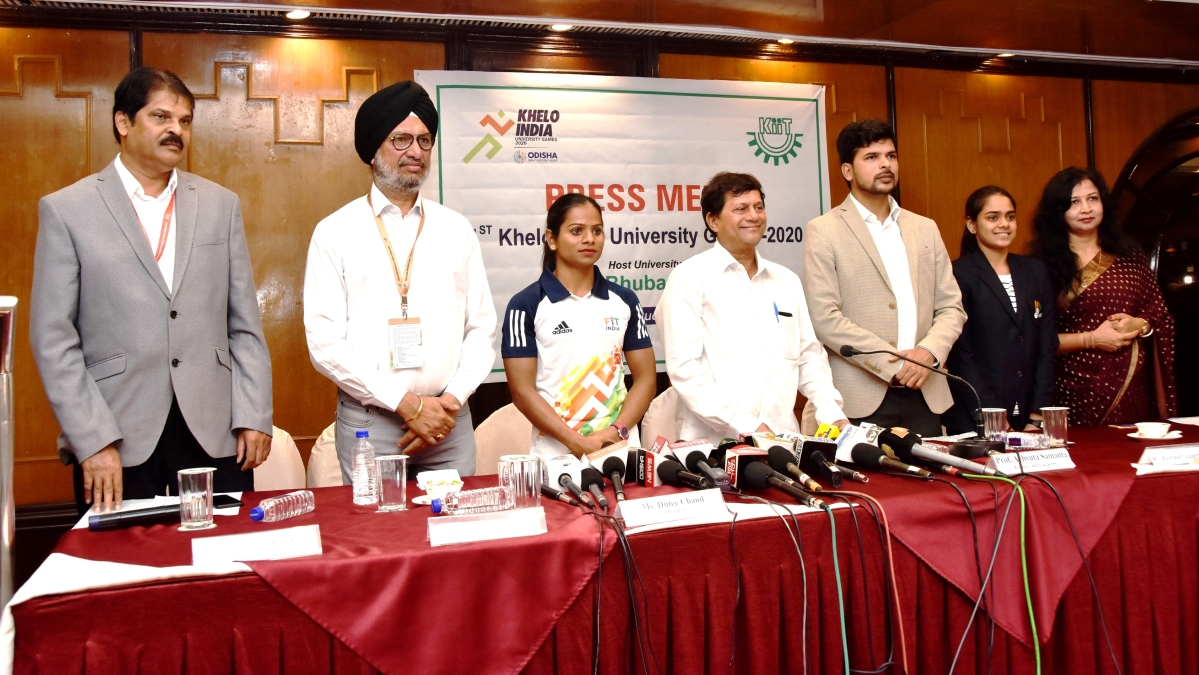 KIIT all set to host the 1st Khelo India University Games 2020