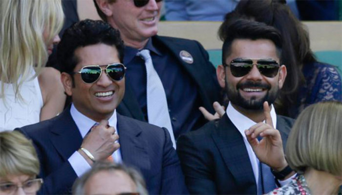 Virat Kohli urges fans to come together and vote for Sachin Tendulkar in Laureus Sporting Moment award 2000-2020