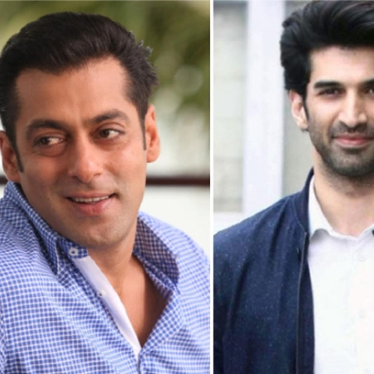 Salman Khan almost reveals who Aditya Roy Kapur kissed on the sets of 'London Dreams
