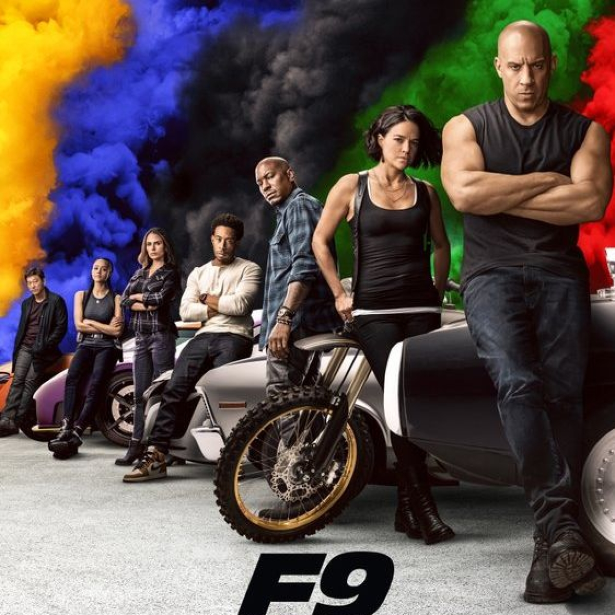 'Fast and Furious 9' release date pushed to April 2021 amid coronavirus outbreak