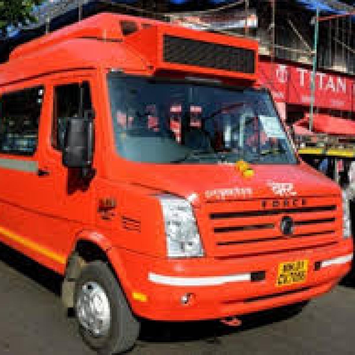 BEST ferries over 400 passengers to quarantine facilities from Mumbai Airport