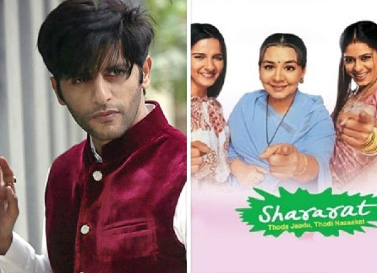 Karanvir Bohra spills the beans on popular TV show 'Shararat' reboot for digital space
