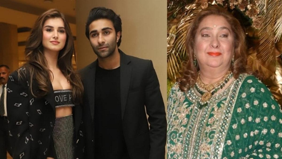 'We love anybody our son loves': Does Aadar Jain's mom Rima approve of him dating Tara Sutaria?