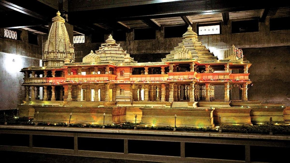 Post Modi government's much-awaited trust announcement, Ram Temple gets into another round of tussle