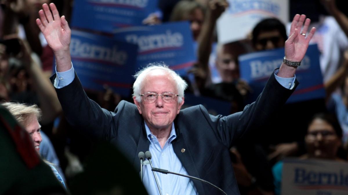 Israel slams Sanders' 'horrifying comment'