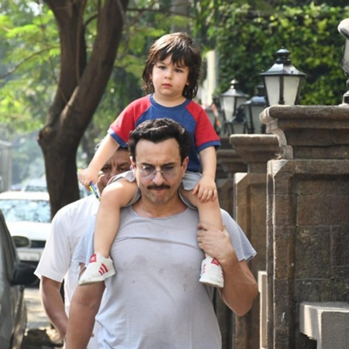 Kareena, Saif welcome second child: Taimur Ali Khan is 'delighted' as he turns elder brother, says Randhir Kapoor