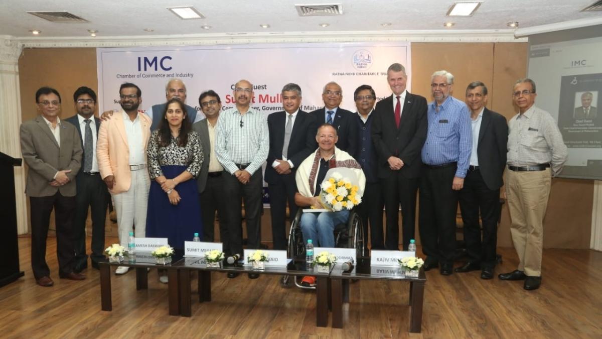 IMC, Ratna Nidhi Chairtable Trust organise Cyclothon 2020