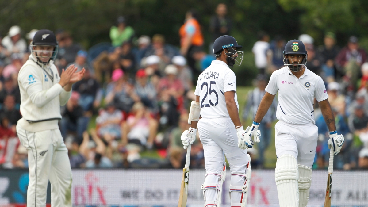 NZ vs IND 2nd Test: India bundled out for 242 on Day 1