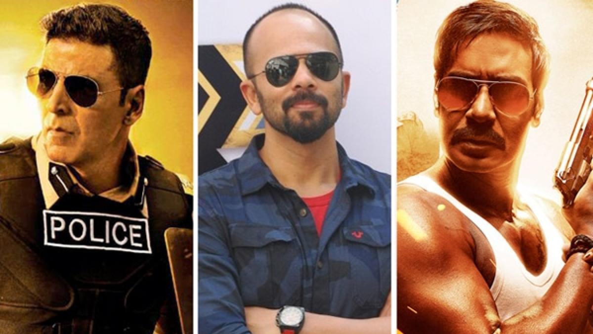 After 'Sooryavanshi', Rohit Shetty's next instalment in cop universe is 'Singham 3'