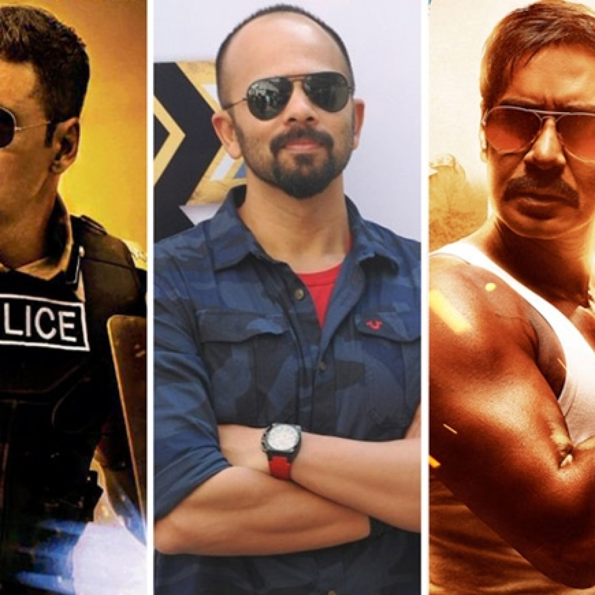 After 'Sooryavanshi', Rohit Shetty's next instalment in cop universe is 'Singham 3'