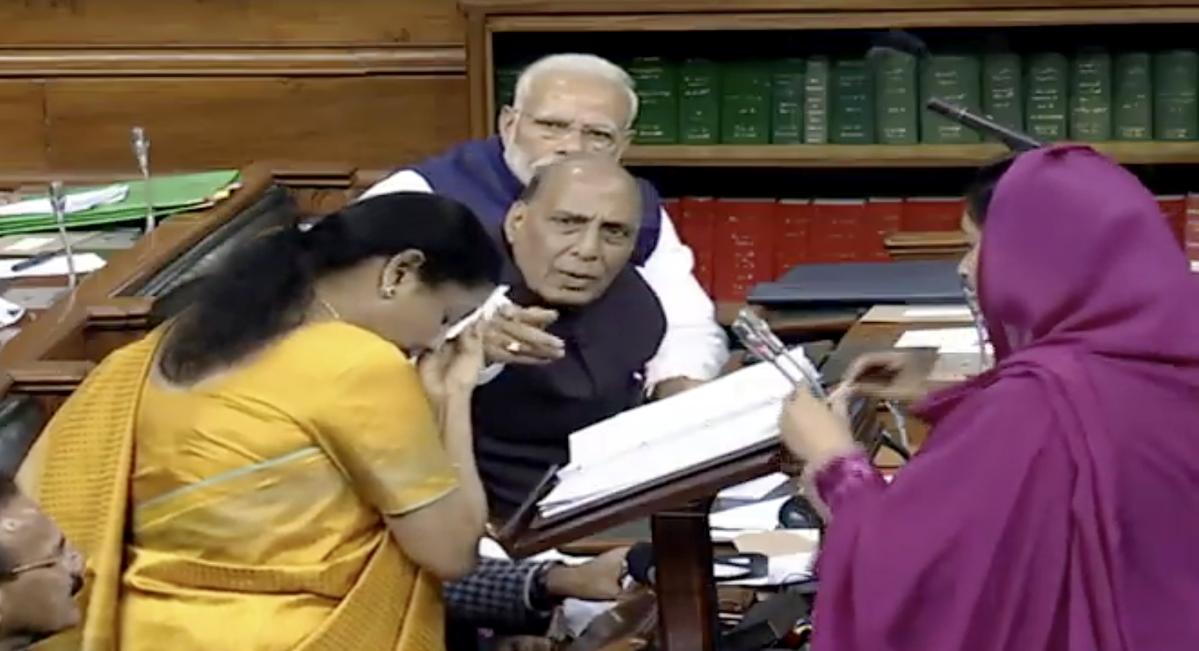 Budget 2020: Nirmala Sitharaman cuts short 'longest speech' after feeling unwell; Twitter reacts