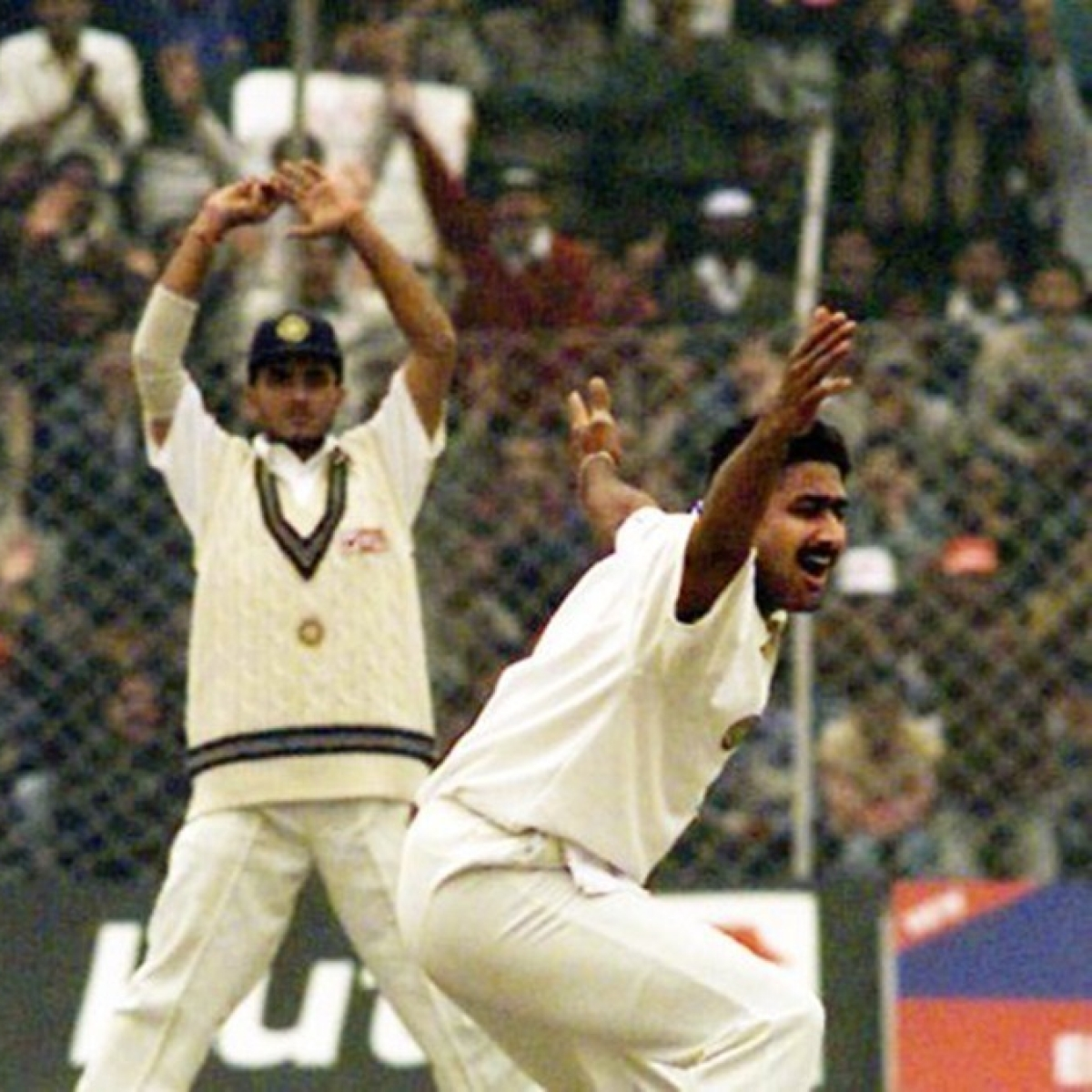 How Javagal Srinath ensured Anil Kumble got 10 wickets that fateful day